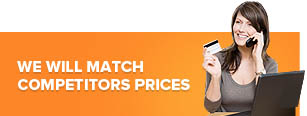 We'll Match Prices